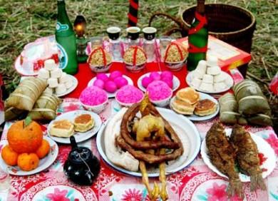 Tết Hạ Nguyên (Tết Cơm mới) và ý nghĩa của nó trong truyền thống dân tộc.