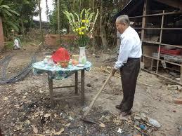 Hướng dẫn thực hiện nghi thức lễ động thổ khi xây nhà