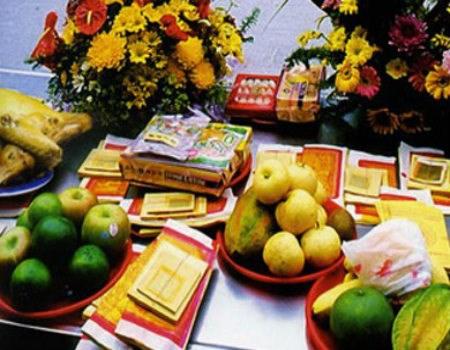 Cách sắm lễ, văn khấn Lễ tạ mộ phần vào những ngày cuối năm
