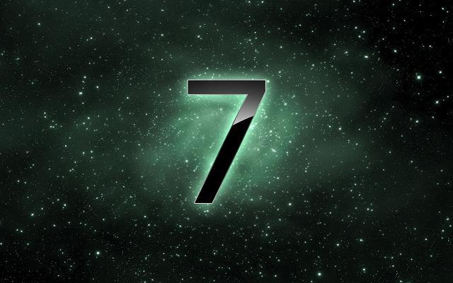 Giải mã bí ẩn của con số 7