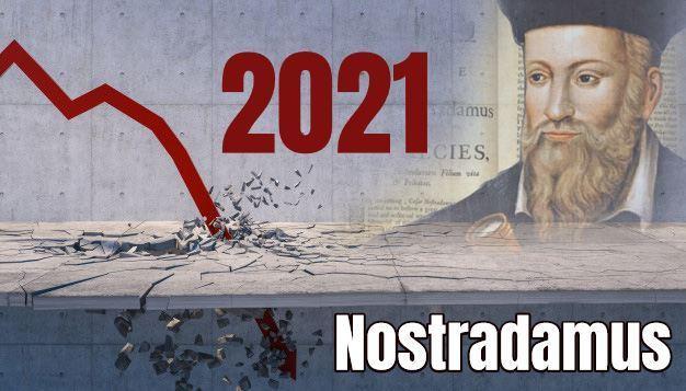 Những dự đoán gây sốc của Nostradamus cho năm 2021 và hơn thế nữa