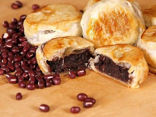 Bánh Trung Thu Hopia Philipins