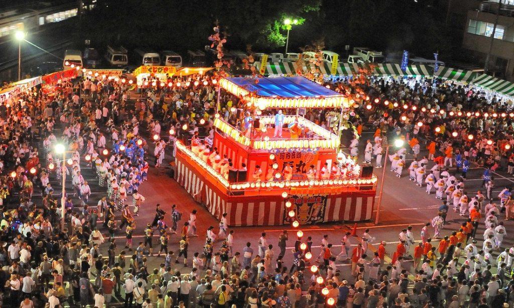 Lễ Vu Lan ở Nhật Bản - Lễ Obon