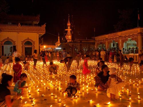 Tết Trung Thu ở Thái Lan