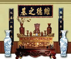 Những cấm kỵ khi bố trí bàn thờ theo phong thủy
