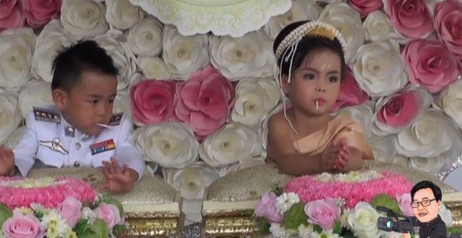 Thực hư việc làm lễ cưới cắt duyên cho cặp sinh đôi một trai một gái?