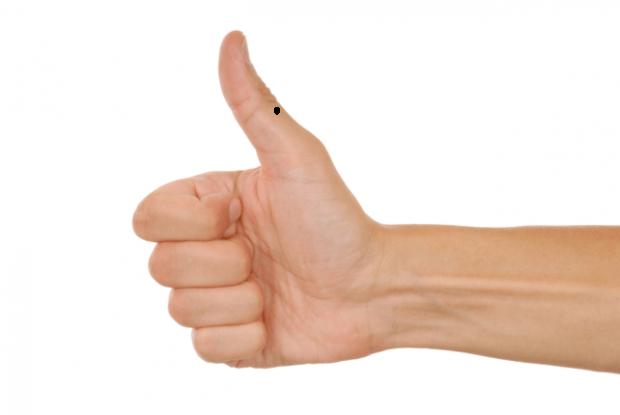 Ý nghĩa bất ngờ của những nốt ruồi trên ngón tay